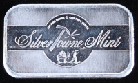 "1 Troy Oz. 999 Fine Silver ""Silvertowne"" Bullion Bar at PristineAuction.com"