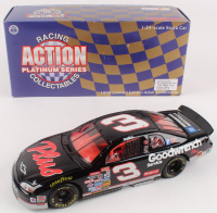 Dale Earnhardt LE NASCAR #3 Goodwrench Plus 1998 Monte Carlo -1:24 Scale Die Cast Car at PristineAuction.com