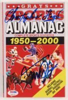 "Michael J. Fox & Christopher Lloyd Signed ""Grays Sports Almanac: 1950-2000"" Paperback Book (PSA LOA) at PristineAuction.com"