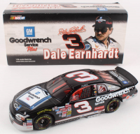 Dale Earnhardt LE NASCAR #3 Goodwrench Service Plus/Sign 1999 Monte Carlo -1:24 Scale Die Cast Car at PristineAuction.com