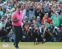 Patrick Reed Signed 8x10 Photo (PSA COA) at PristineAuction.com