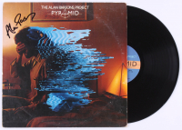 "Alan Parsons Signed The Alan Parsons Project ""Pyramid"" Vinyl Record Album Cover (JSA COA) at PristineAuction.com"