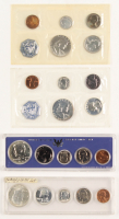 Lot of (4) United States Mint Sets with 1961, 1962, 1964, & 1967 at PristineAuction.com