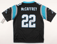 Christian McCaffrey Signed Panthers Jersey (Beckett COA) at PristineAuction.com