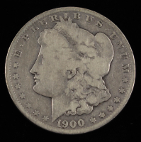 1900-O Morgan Silver Dollar at PristineAuction.com