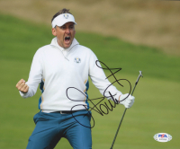 Ian Poulter Signed 8x10 Photo (PSA COA) at PristineAuction.com
