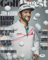 Jon Rahm Signed 8x10 Photo (PSA COA) at PristineAuction.com