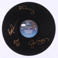 "38 Special ""Special Forces"" Vinyl Record Band-Signed by (5) with Don Barnes, Bobby Capps, Gary Moffatt, Barry Dunaway & Jerry Riggs (JSA COA) at PristineAuction.com"