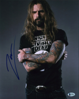 Rob Zombie Signed 11x14 Photo (Beckett COA) at PristineAuction.com