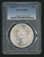 1902-O Morgan Silver Dollar (PCGS MS62) at PristineAuction.com