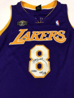 Kobe Bryant Signed Lakers LE Jersey (UDA COA) at PristineAuction.com
