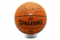 Michael Jordan Signed Official NBA Game Ball Series Basketball (UDA COA) at PristineAuction.com