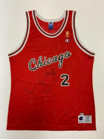Norm Van Lier Signed Bulls Jersey (Beckett COA) at PristineAuction.com