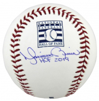 "Mariano Rivera Signed OML Hall Of Fame Baseball Inscribed ""HOF 2019"" (Beckett COA) at PristineAuction.com"