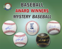 Schwartz Sports Baseball Award Winner Baseball Mystery Box - Series 7 (Limited to 100) at PristineAuction.com