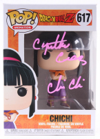 "Cynthia Jane Cranz Signed ""Dragon Ball Z"" #617 ChiChi Funko Pop! Vinyl Figure Inscribed ""ChiChi"" (Tristar Hologram) at PristineAuction.com"