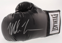 Mike Tyson Signed Everlast Boxing Glove (Schwartz COA) at PristineAuction.com