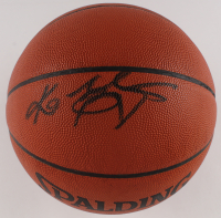 Kobe Bryant Signed Official NBA Basketball (PSA Hologram) at PristineAuction.com