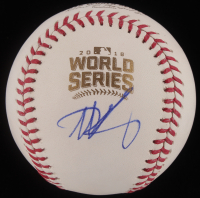 Anthony Rizzo Signed 2016 World Series Logo Baseball (PSA Hologram) at PristineAuction.com