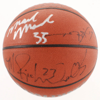 2001-02 Lakers NBA Basketball Team-Signed by (13) with Kobe Bryant, Shaquille O'Neal, Derek Fisher, Rick Fox (Beckett LOA) at PristineAuction.com