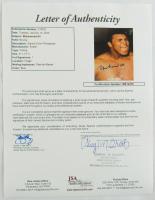 Muhammad Ali Signed 8x10 Photo (JSA LOA) at PristineAuction.com