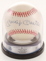 Mickey Mantle Signed OAL Baseball (BGS Encapsulated & UDA Hologram) at PristineAuction.com