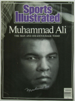 Muhammad Ali Signed 1988 Sports Illustrated Magazine Cover (JSA LOA) at PristineAuction.com