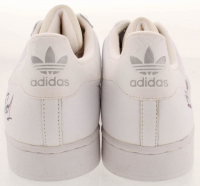 """Rev Run, Jam Master Jay, & D.M.C. Signed """"Run-D.M.C."""" Adidas Shoes (Beckett LOA) at PristineAuction.com"""