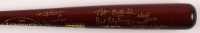 Bert Blyleven, Pat Gillick, & Roberto Alomar Signed LE Louisville Slugger Powerized HOF Custom Engraved Baseball Bat (JSA COA) at PristineAuction.com