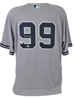Aaron Judge Signed Yankees Jersey (MLB Hologram & Fanatics Hologram) at PristineAuction.com