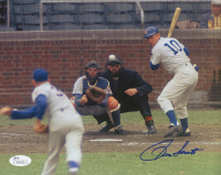 Ron Santo Signed Cubs 8x10 Photo (JSA COA) at PristineAuction.com