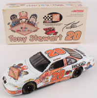 Tony Stewart 2000 Pontiac Grand Prix #20 Home Depot Kids Workshop 1:24 LE Action Racing Diecast Car at PristineAuction.com