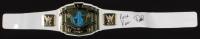 Razor Ramon & Diesel Signed WWE Intercontinental World Heavyweight Wrestling Championship Belt (Pro Player Hologram) at PristineAuction.com