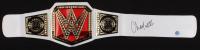 Charlotte Flair Signed Full-Size WWE Women's Champion Wrestling Belt (Pro Player Hologram) at PristineAuction.com