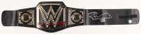 "Shawn Michaels Signed WWE World Heavyweight Wrestling Championship Belt Inscribed ""HBK"" (Pro Player Hologram) at PristineAuction.com"