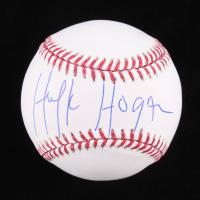 Hulk Hogan Signed OML Baseball (JSA COA) at PristineAuction.com