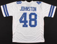 """Daryl """"Moose"""" Johnston Signed Jersey (Beckett COA) at PristineAuction.com"""