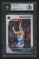 Nikola Jokic Signed 2019-20 Hoops #47 (BGS Encapsulated) at PristineAuction.com