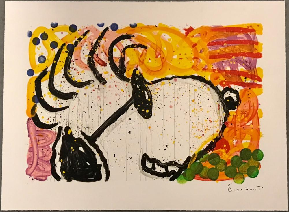 """Tom Everhart Signed """"Popstar"""" 23x31 PP Lithograph (PA LOA) at PristineAuction.com"""