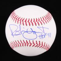 """Robin Yount Signed OML Baseball Inscribed """"HOF '99"""" (JSA Hologram) at PristineAuction.com"""