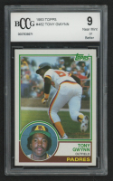 Tony Gwynn 1983 Topps #482 RC (BCCG 9) at PristineAuction.com