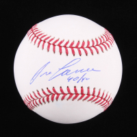 """Jose Canseco Signed OML Baseball Inscribed """"40/40"""" (JSA COA) at PristineAuction.com"""