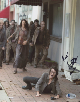 """Beth Keener Signed """"The Walking Dead"""" 8x10 Photo Inscribed """"Run!"""" & """"Annie"""" (Beckett COA) at PristineAuction.com"""