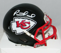 Patrick Mahomes Signed Kansas City Chiefs Mini Speed Helmet (JSA COA) at PristineAuction.com