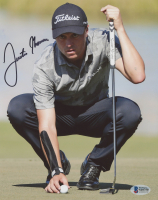 Justin Thomas Signed 8x10 Photo (Beckett COA) at PristineAuction.com