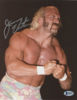 Jesse Ventura Signed WWE 8x10 Photo (Beckett COA) at PristineAuction.com