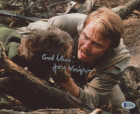 """Jon Voight Signed """"Deliverance"""" 8x10 Photo Inscribed """"God Bless!"""" (Beckett COA) at PristineAuction.com"""