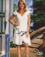 "Vanna White Signed ""Wheel of Fortune"" 8x10 Photo (Beckett COA) at PristineAuction.com"