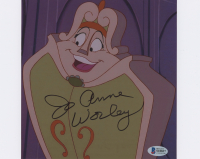 """Jo Anne Worley Signed """"Beauty and The Beast"""" 8x10 Photo (Beckett COA) at PristineAuction.com"""