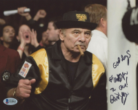"""Burt Young Signed """"Rocky"""" 8x10 Photo with Inscription (Beckett COA) at PristineAuction.com"""